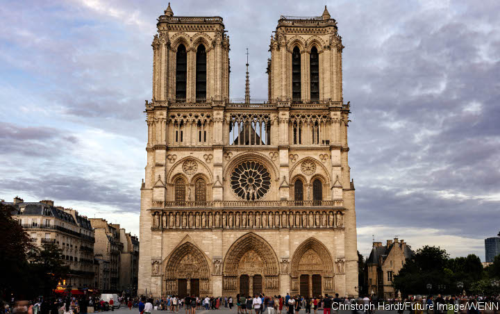 Photos: Here's What Remains of Notre Dame After the Massive Fire