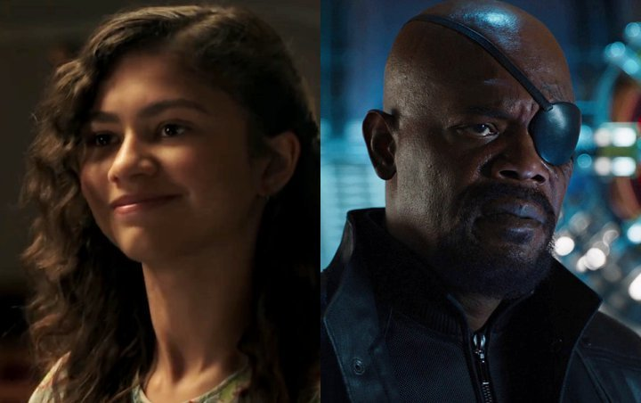 'Spider-Man: Far From Home': New Theory Suggests MJ and Nick Fury Are Blood-Related