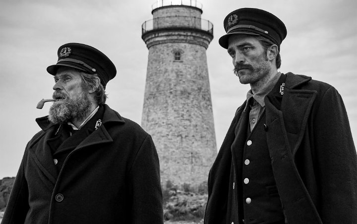 Robert Pattinson Is Rugged in First Look at 'The Lighthouse'