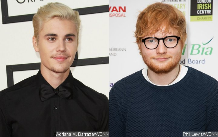 Justin Bieber and Ed Sheeran Together Again for New Music?