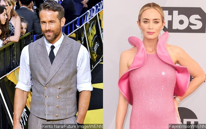 Ryan Reynolds and Emily Blunt Unraveled as Highest-Paid Stars in Hollywood
