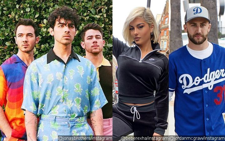 Jonas Brothers Enlist Bebe Rexha and Jordan McGraw to North America Comeback Tour