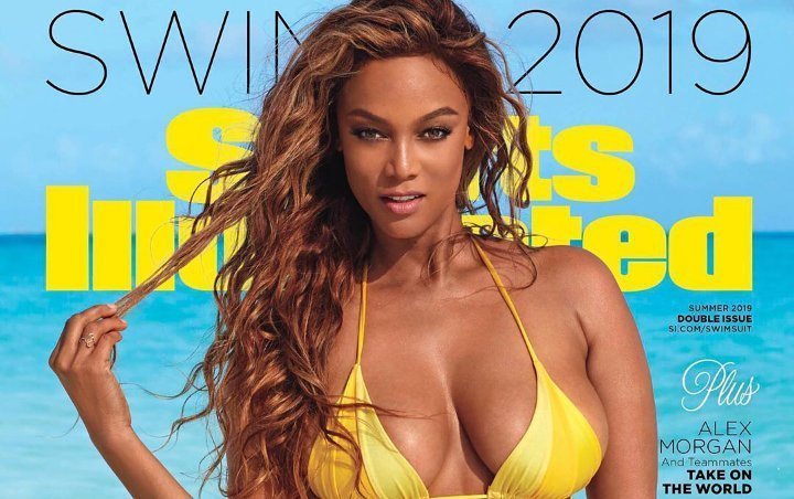 Tyra Banks Ditches Diet for Ice Cream Before Sports Illustrated Swimsuit Cover Photo Shoot