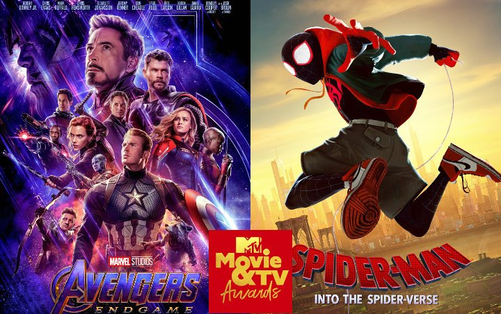 MTV Movie and TV Awards 2019: 'Avengers: Endgame' Up Against 'Spider-Man' for Best Film
