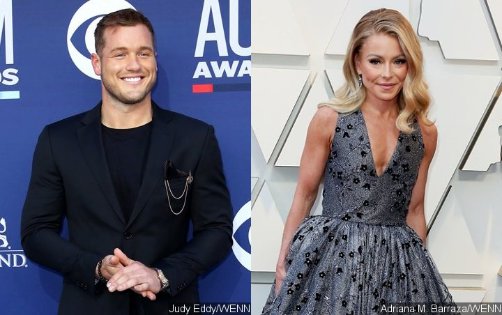 Colton Underwood Double-Shades Kelly Ripa for Her 'The Bachelor' Diss