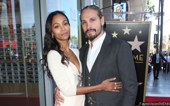 Zoe Saldana and Husband Team Up for His Directorial Debut 'Keyhole Garden'