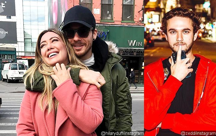 Hilary Duff Backs Fiance Matthew Koma as He Lashes Out Against Ungrateful Zedd