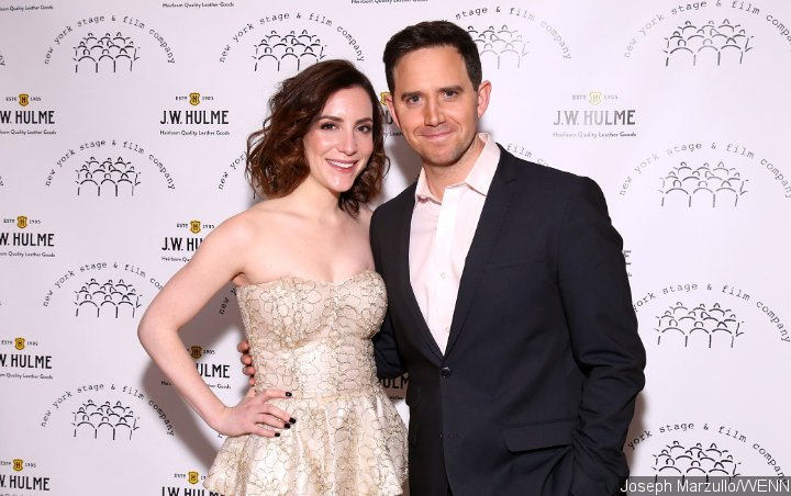 Santino Fontana Expecting Baby Girl With Jessica Hershberg