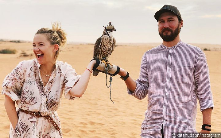 Kate Hudson Marks Boyfriend's 33rd Birthday With Touching Tribute