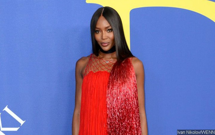 Naomi Campbell Strips to Her Birthday Suit for New Photo Shoot