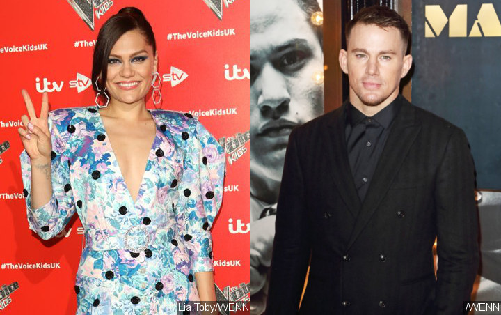 Jessie J Finds Channing Tatum's Daughter 'Absolutely Lovely'
