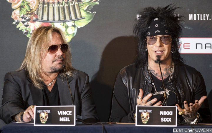 Vince Neil and Nikki Sixx Fuming Over Inaccuracies in 'Breaking the Band'
