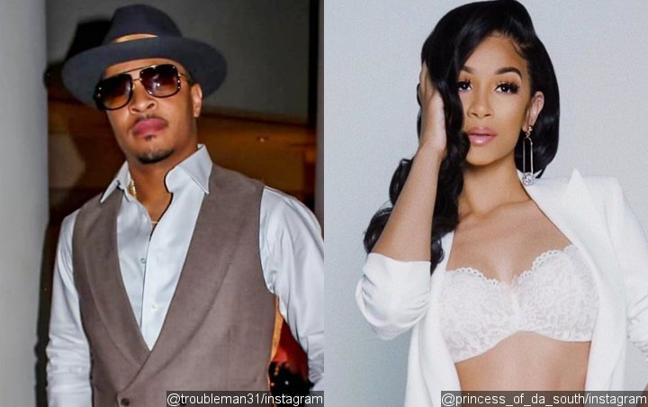 T.I.'s Daughter Deyjah Leaves Rapper 'Speechless' With Sexy Birthday Photos