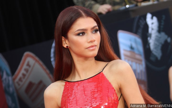 Pics: Zendaya Goes Daring in Red at 'Spider-Man: Far From Home' Premiere