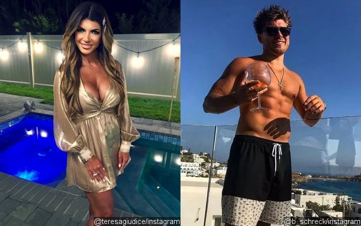 Teresa Giudice and Rumored Boy Toy Blake Schreck Spotted Having NYC Date