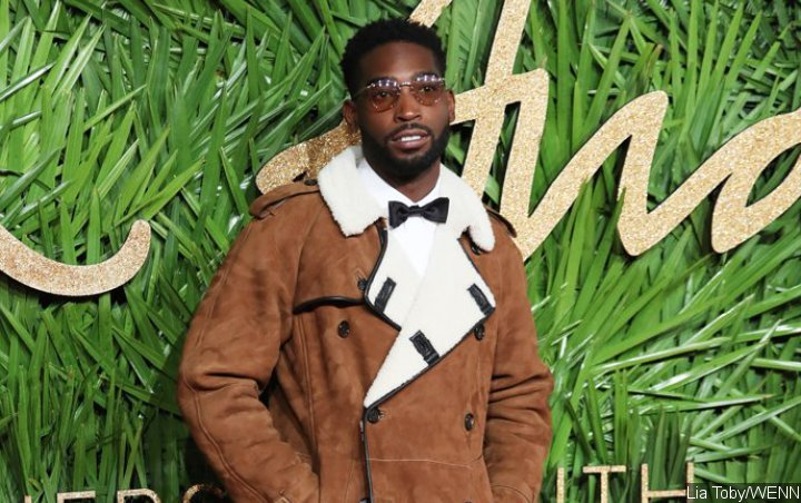 Tinie Tempah Quietly Marries Longtime Partner