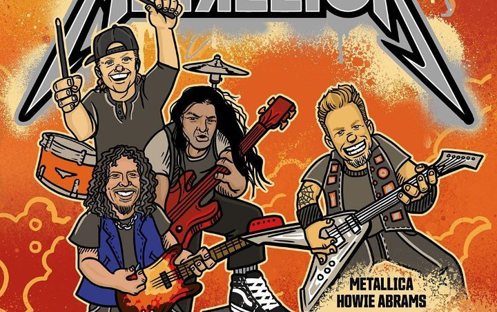 Metallica to Release Their First Children's Book in Late 2019