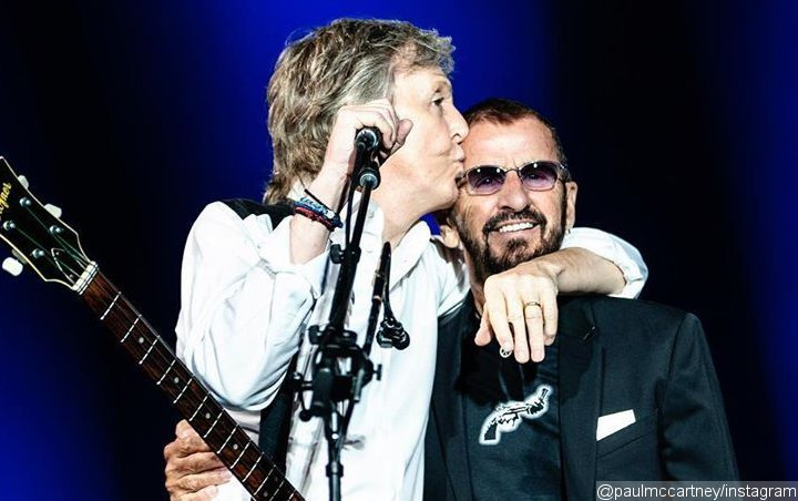 Paul McCartney Treats Fans to Ringo Starr Collaboration at Los Angeles Concert
