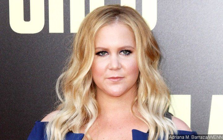 Amy Schumer Cheery Over First Period Post-Baby Birth