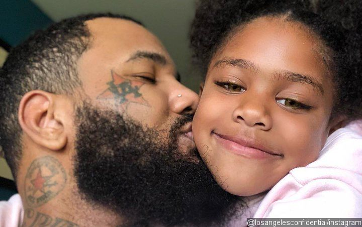 The Game's Daughter Cali Hacks His Instagram Account, Makes