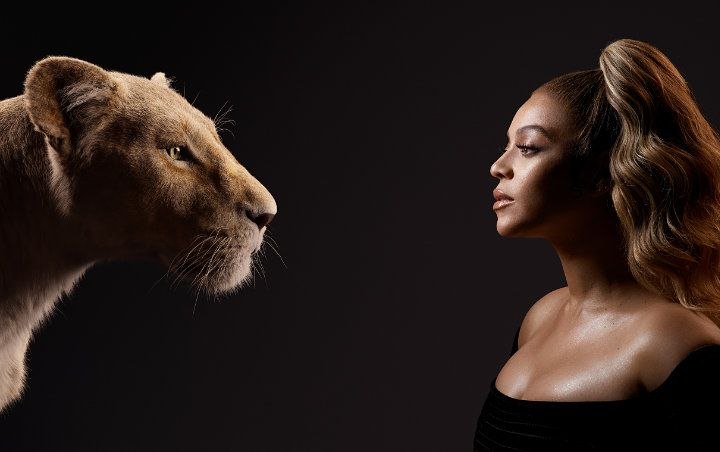 Beyonce Edited Into 'The Lion King' Cast Photo, John Oliver Confirms