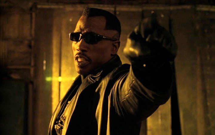 Wesley Snipes Reacts to Mahershala Ali's Casting as Blade: Chillaaxx