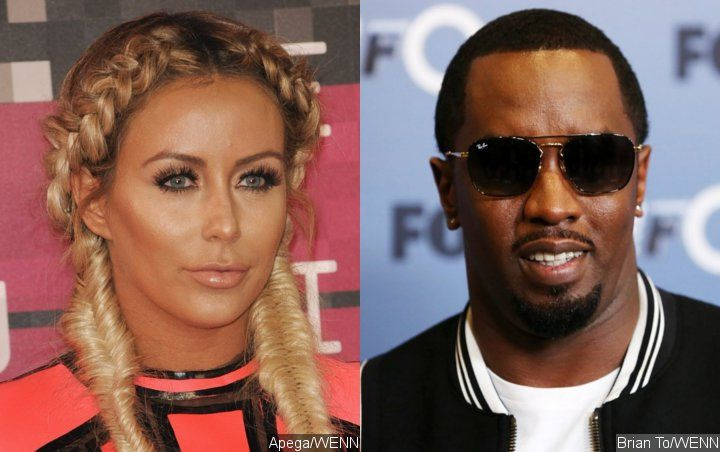 Aubrey O'Day on Working With P. Diddy: I Was Scared to Death