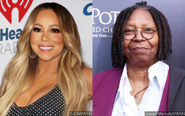 This Is How Mariah Carey Responds to Whoopi Goldberg's '20 Bodies Ago' Remarks
