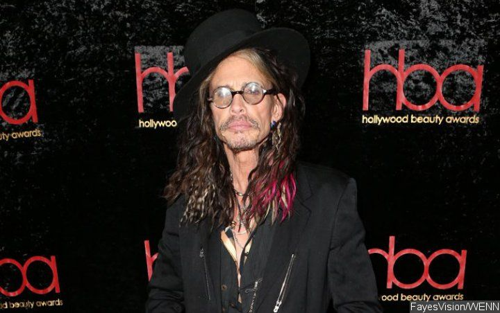 Watch: Steven Tyler Carries on Singing Despite Onstage Fall Mid-Aerosmith Concert