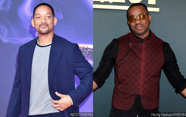 Will Smith to Get the $1.5M He Loaned Duane Martin in Bankruptcy Case Back