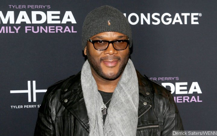 Tyler Perry Gives Hurricane Dorian Relief in the Bahamas Access to Personal Seaplane