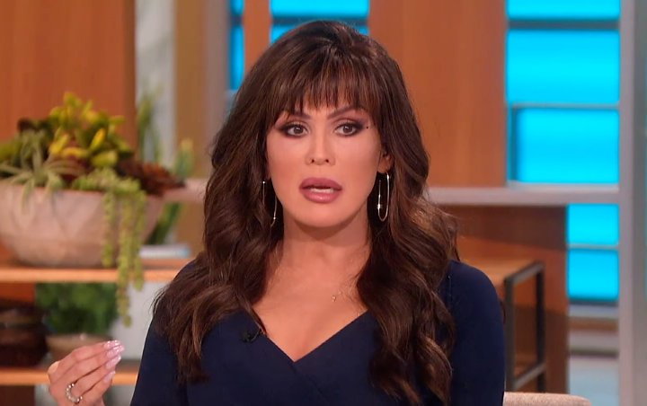 Marie Osmond Choked Up While Talking About Being Parent-Shamed