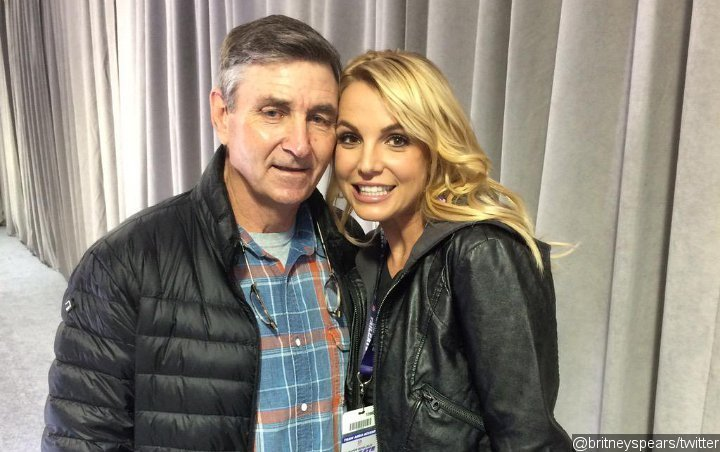 Britney Spears' Father Remains in Total Control of Singer's Estate
