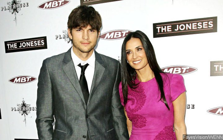 Demi Moore blames Ashton Kutcher for alcohol relapse
