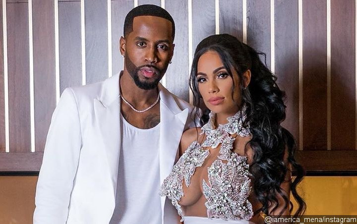 Erica Mena Teases Her Wedding Dress Ahead of Nuptials to Safaree Samuels