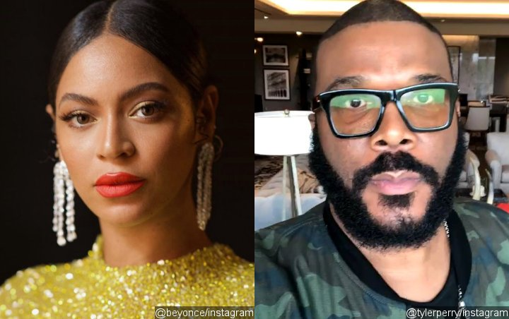 Beyonce Knowles Praises Tyler Perry for Inspiring Her With His Studio Opening