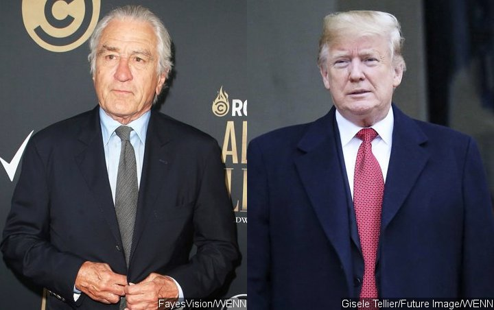 Robert De Niro Says 'Twisted' Donald Trump Is Worse Than Gangster