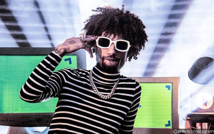PnB Rock and His Crew Seen in Video Beating Up Men Inside a Mall
