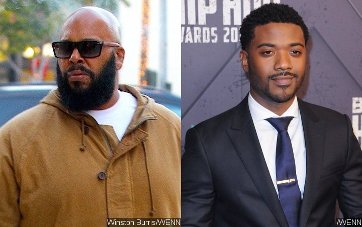 Jailed Suge Knight Gives Up Life Rights to Ray J for Future Projects