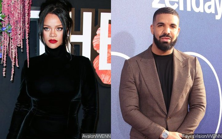 Rihanna and Drake 'Having Fun Together' as They Reunite at His Birthday Party