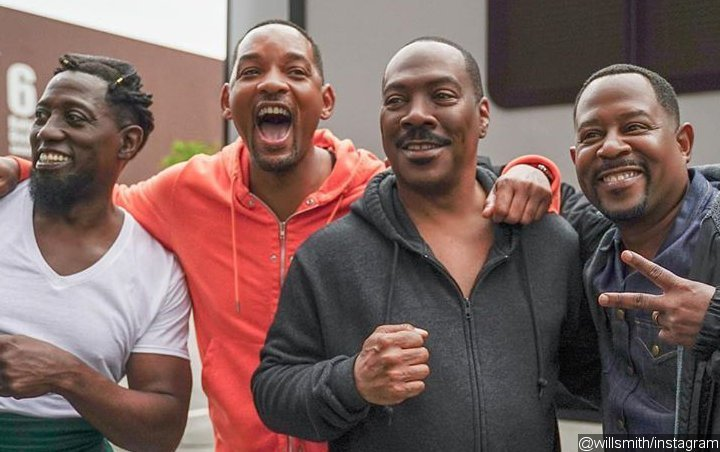 Video: This Is What Happens When 'Bad Boys 3' and 'Coming 2 America' Casts Film on the Same Set