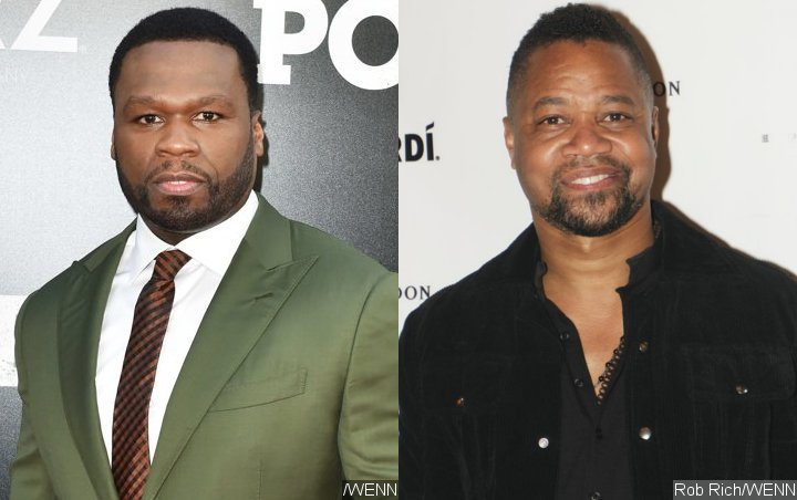 50 Cent Drops F-Bomb on Cuba Gooding Jr. in This Instagram Rant