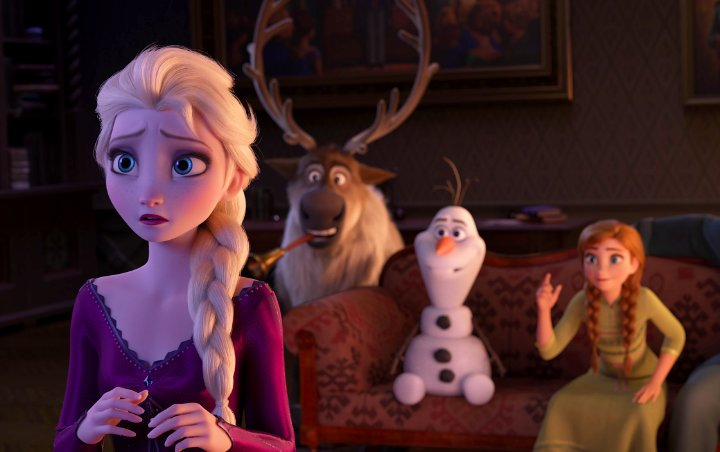 'Frozen II' Breaks First-Day Advance Ticket Sales Record for Animated Movies