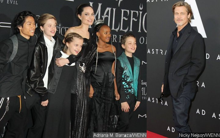 Angelina Jolie Says Brad Pitt Prevents Her and Their Kids From Moving Abroad