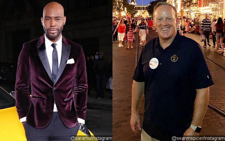 Karamo Brown on Former 'DWTS' Competitor Sean Spicer: 'He Can't Dance!'