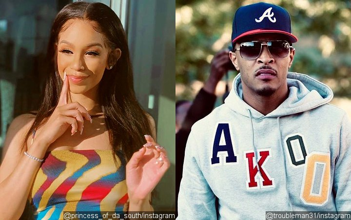 T.I.'s Daughter Likes Tweet Calling Her Dad 'Disgusting' Amid Hymen Controversy