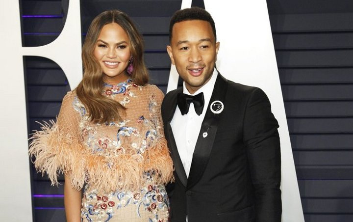 Chrissy Teigen Defends John Legend Amid Controversy Over 'Baby, It's Cold Outside' Cover