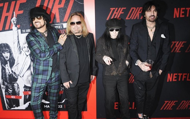 Vince Neil Shuts Down Motley Crue Reunion Rumors, Denies Feuding With Tommy Lee