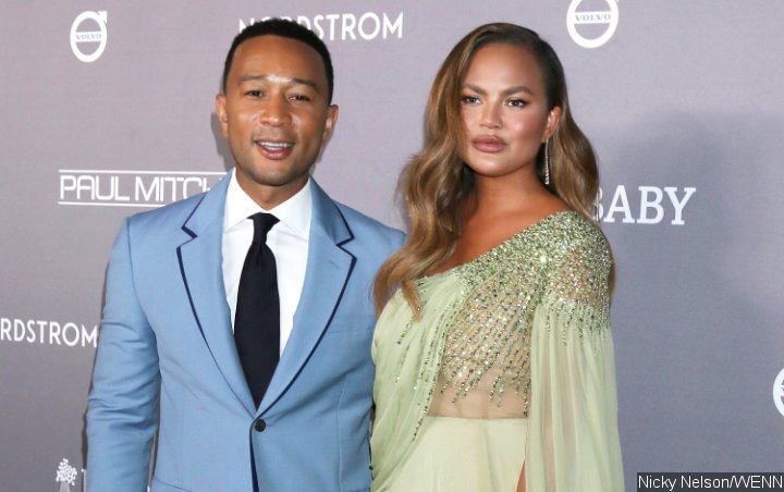 Chrissy Teigen Has Hilarious Reaction to John Legend Being Chosen as PEOPLE's Sexiest Man Alive