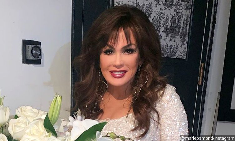 Marie Osmond Chipped Off Kneecap in Fall During Las Vegas Residency